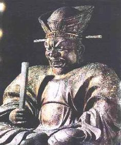 Devil King of the 6th Heaven. Maybe I'll be him for Halloween.