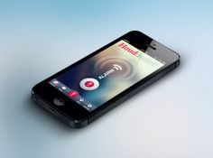 """iPhone app """"Houd de dief"""" UI/UX and development by Conceptlicious"""