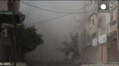 Israel asola la Franja de Gaza por quinto día en una operación que deja más de 120 muertos