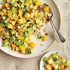 Ricardo& recipes : Beet, Apple, and Cranberry Salad Cranberry Salad Recipes, Best Salad Recipes, Salad Dressing Recipes, Vegetable Recipes, Healthy Recipes, Savoury Recipes, Yummy Recipes, Healthy Side Dishes, Healthy Salads