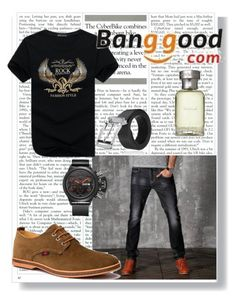 """""""Banggood III/4"""" by a-camdzic ❤ liked on Polyvore featuring Burberry"""