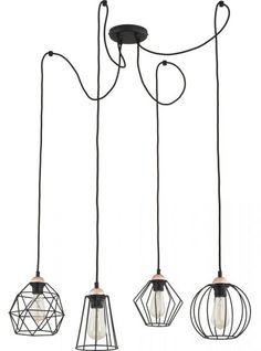 Sklep z lampami - GALAXY 4 zwis 1646 TK Lighting