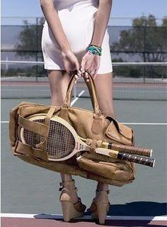 fashion tennis by Janny Dangerous