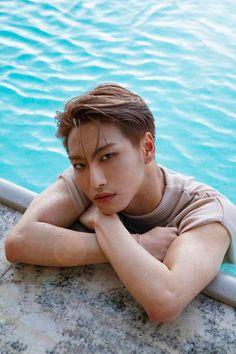 NCT and Ateez imagines Got7 Jackson, Jackson Wang, Yg Entertainment, K Pop, Shinee, Kpop Wallpaper, Rapper, Jung Yunho, Korean Boy