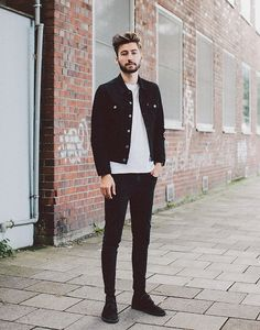 Christoph Schaller - Levi's® Levis Trucker Jacket - HOW MANY SECRETS CAN YOU KEEP? | LOOKBOOK