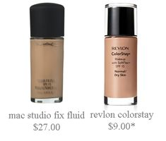 I am using the mac one as we speak and I really love it! When its gone I may buy the Revlon one to see if it can match up to the Mac one! Good to know
