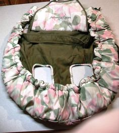 Wendy Bellissimo Car Seat Cover