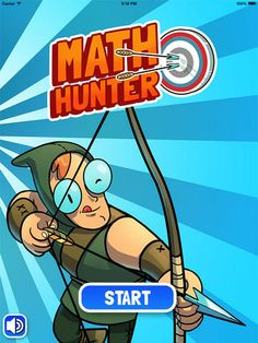 The Math Hunter is a super fun iOS game for practicing basic Math skills by protecting the blooming forest against monsters! Good for ages 8 and up. Free Math Apps, M Learning, Australian Curriculum, Math Skills, Math Resources, Free Atm, Monsters, Basic Math, Archer