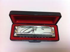 John Popper's harmonica