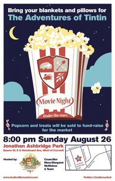 Movie Night Poster Final