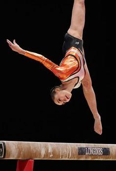 Eythora Thorsdottir #Gymnastics #EythoraThorsdottir #Netherlands