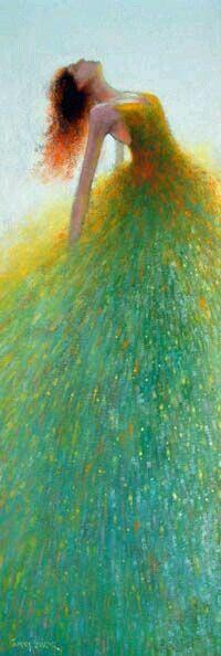 Jimmy Lawlor ~ Morning Blossom #Art #Beautiful