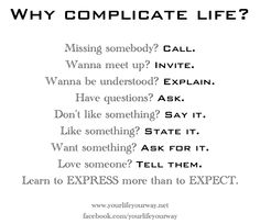 Simple Tips for Life.