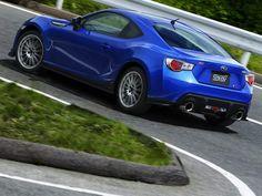 2013 Subaru BRZ STI tS