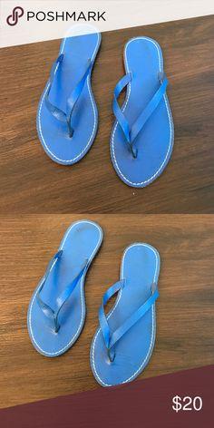 Madewell Cobalt Blue Sandals... Madewell Cobalt Blue Sandals... Madewell Shoes Sandals