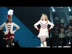 """MADONNA """"Express Yourself / Born This Way / Give Me All Your Luvin"""" MDNA Tour 2012 - Berlin"""