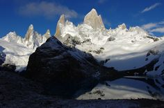 "Gregor Samsa posted a photo:  Los Glaciares National Park (Spanish: Parque Nacional Los Glaciares, ""Glaciers National Park"") is a federal protected area in Santa Cruz Province, Argentina. The park covers an area of 7,269.27 km2, making it the second largest national park in the country. Established on 11 May 1937, it houses a representative sample of the Magellanic Subpolar Forest and western Patagonian Steppe biodiversity in good state of conservation. In 1980 it was declared a World…"