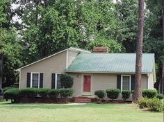 green metal roof | Affordable Custom Metal Roofing Jonesboro AR, North Little Rock AR
