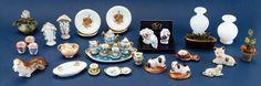 Tiffany & Limoges Porcelain Set : Lot 93