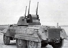 United States 39 T69 Prototype Armored Car