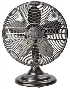 Lasko Classic Table Fan 12 in Durable All Metal Construction Oil Rubbed Bronze Classic Metal, Lasko, Metal, Classic Table, Metal Construction, Table Fans, Cool Things To Buy, Table Fan, Metal Table