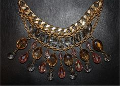 Necklace Sara For order and info: contact@intidharsaleh.com http://www.facebook.com/pages/Intidhar-Saleh/194611523977854?ref=hl