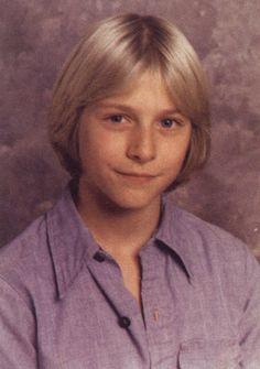 He was always amazingly gorgeous
