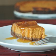 maple cream pumpkin cheesecake. @eclare you can eat this. I wanna eat this. Vanilla paste though?