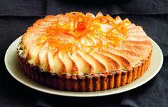 Ricetta Crostata con orange curd e meringa dorata - La Cucina Italiana: ricette, news, chef, storie in cucina