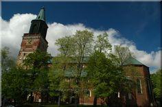 Turku: Kathedraal Helsinki, Finland, Big Ben, Building, Travel, Viajes, Buildings, Destinations, Traveling