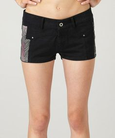 Love this Black Jaxen Shorts - Women by DC on #zulily! #zulilyfinds
