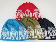 Star Wars R2D2 hats
