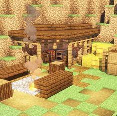 minecraft Minecraft Medieval House, Villa Minecraft, Minecraft Structures, Easy Minecraft Houses, Minecraft Castle, Minecraft Room, Minecraft Plans, Minecraft House Designs, Minecraft Decorations
