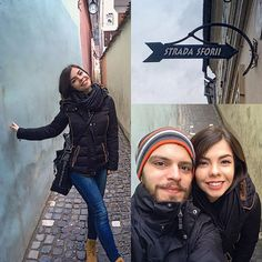 Strada Sforii #instapic #love #baby #brasov #romania #weekend #instamood #instaweekend #instaselfie #us #instasmile #stradasforii #beautifulromania #holiday #fun @amc.makeup