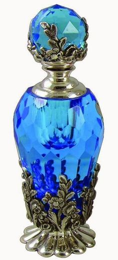 Yuki D' Luna: Antiguas Botellas de perfume (Antique perfume bottle )