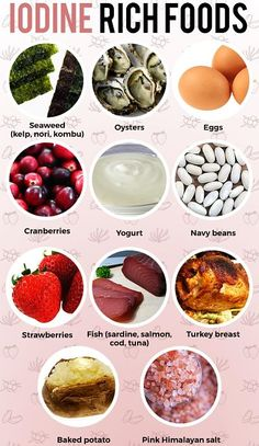 How to Boost Your Thyroid Hormones Naturally Iodine rich foods for your health!Iodine rich foods for your health! Hypothyroidism Diet, Thyroid Diet, Thyroid Health, Thyroid Gland, Hypothyroidism Treatment, Thyroid Disease, Healthy Foods To Eat, Healthy Life, Healthy Eating