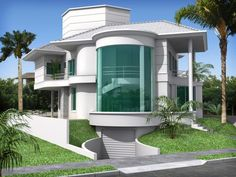 Lovely mansion in Florianopolis, Brazil.