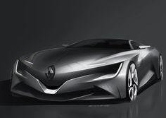 Renault#cardesign #transportationdesign