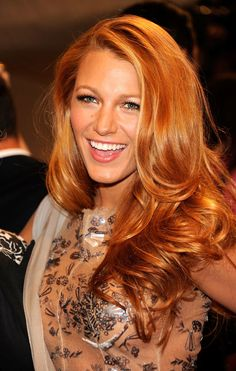 Remember when Blake Lively was a redhead?! (She can pretty much pull off all hair colors and hairstyles, right?) Look back at 44 of the best Blake pictures ever!