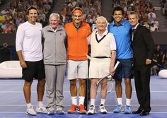 RF & Friends (or should I say LEGENDS!)
