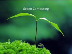 Role of IT Industry in Green Computing movement  The pace with which ICT (Information and Communication Technology) is taking over across the world it is also raising red flags for the environment at that same pace. The process of manufacturing a computer and even its smallest elements takes up a large number of raw materials electricity chemical water and procreating nothing but hazardous waste. Moreover if we consider the fact that a single PC (Personal Computer) in use creates about a ton…