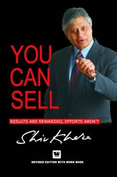 You Can Sell author by :Shiv Khera   ebooks downloads on BookChums and read books reviews   http://www.bookchums.com/paid-ebooks/you-can-sell/-/MTI0NTcz.html