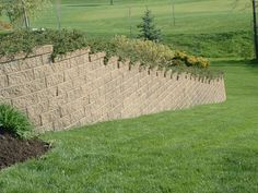 Pittsburgh retaining walls installation by PGHSW uses retaining wall block like Omni Stone and Versa-lok for it's retaining wall construction. Retaining Wall Construction, Privacy Walls, Wall Installation, Pittsburgh Pa, Outdoor Living, Outdoor Decor, Cool House Designs, Stepping Stones, Landscape Design