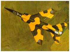 South African Air Force Mirage F1AZ