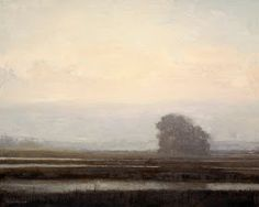 Studio Notes: Painting Fog (and other atmospheric situations)