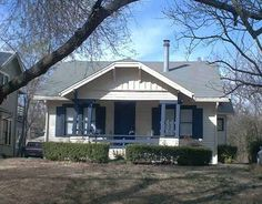 craftsman style homes pictures | Home Styles | Belmont Addition Conservation District