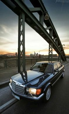 Classic Car News Pics And Videos From Around The World Mercedes Benz W126, Mercedes Benz Cars, 1959 Cadillac, Cadillac Eldorado, Carl Benz, Mercedez Benz, Benz S Class, Classic Mercedes, Rolls Royce