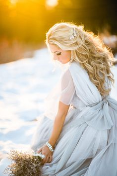 Cinderella Bridal Inspiration - http://fabyoubliss.com/2015/03/13/whimsical-and-romantic-cinderella-bridal-inspiration