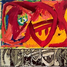 Pierre Alechinsky, Peuplade de la Bordure Robert Motherwell, Richard Diebenkorn, Abstract Expressionism, Abstract Art, Art Pierre, Cy Twombly, Kitsch, Organic Art, Architecture Tattoo