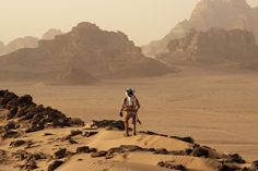 The Martian review: just the movie space travel needs (Wired UK)